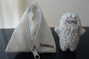 "BUBI AU YEUNG Crazylabel Mini Figure TREESON 3"" Baby Treeson White"