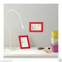 "New 2 x IKEA FISKBO Picture Frames 5x7"" /13x18cm ~ Choose your colour"