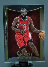 2012-13 Panini Select James Harden #40 First Year Select Rockets Brooklyn Nets