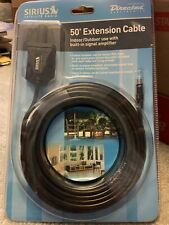 Directed Electronics Sirius Satellite Radio 50' Antenna Extension Cable With Amp
