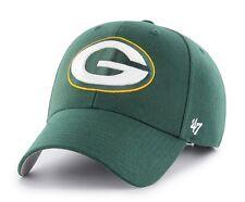 Green Bay Packers 47 Brand MVP Wool Adjustable On Field Clean Hat Cap