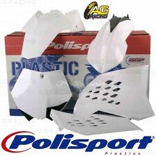 Polisport Enduro Standard Plastics Box Kit For KTM XC 300 White 2009