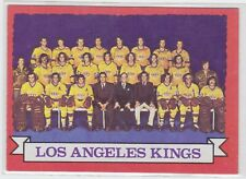 73/74 TOPPS...L.A. KINGS TEAM PHOTO...CARD # 98...FREE COMBINED SHIPPING