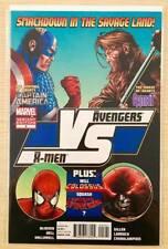 AVENGERS VS. X-MEN AVX #2 STEVE McNIVEN LIMITED 1:20 VARIANT COVER JULY 2012 NM