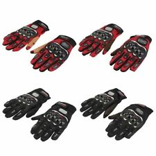 Unbranded Leather Summer Motorcycle Gloves