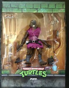 Teenage Mutant Ninja Turtles Super 7 Ultimates Splinter