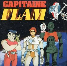 ★☆★ CD SINGLE La chevauchee de Capitaine Flam 2-track CARD SLEEVE ★☆★  RARE NEUF