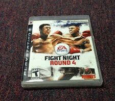 Fight Night: Round 4  (Sony Playstation 3, 2009)