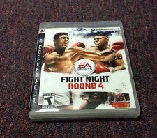 Fight Night: Round 4  (Sony Playstation 3, 2009)