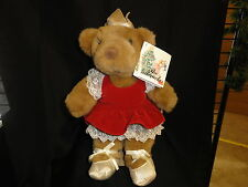 'Clara' bear From The Nutcracker By Francesca Collector Item Made For Maas Bros