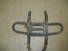 2000 YAMAHA BIG BEAR 400 4WD FRONT BUMPER FRONT BRUSHGUARD (DAMAGE)