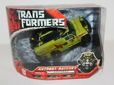 Transformers Autobot Ratchet Action Figure Hasbro Brand New 2006