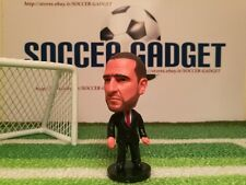 Statuina THE KING ERIC CANTONA SMOKING SERIES doll football action figure 7 cm