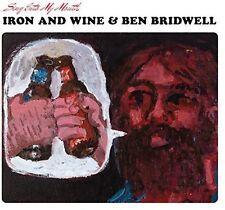Iron & Wine / Ben Bridwell - Sing Into My Mouth [New Vinyl LP]