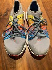 Under Armour Girls Rainbow Gym Shoe Size 6 Year
