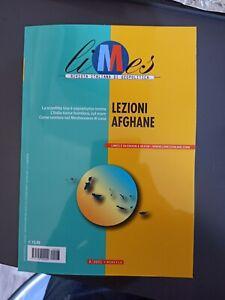 LIMES 8/2021 LEZIONI AFGHANE.