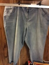 Cato Denim 28W Classic Light Wash New With Tags