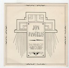 (IJ802) Jon & Vangelis, The Friends Of Mr Cairo - 1981 - 7 inch vinyl