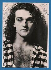 Mark Morris  Dancer, Choreographer and Director   - Signed Black & White Photo