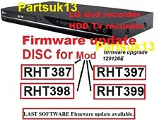RHT387 issues firmware update disc fixes most issue's.