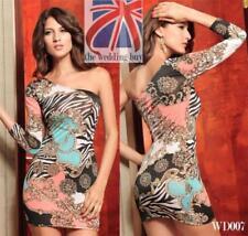 Mini Elastane Stretch Dresses for Women