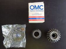 OMC Pinion Gear and Bearing Johnson Evinrude 979925 OEM NOS