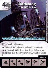 Batarang Tool of the Bat #37 - Justice League - DC Dice Masters