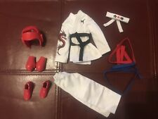 "Karate Outfit For GI Joe Or Other 12"" Action Figures"