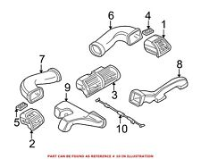 For BMW Genuine HVAC Blower Control Cable Right 64118385557