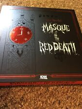 IDW Edgar Allen Poe Gris Grimly Masque Of The Red Death Board Game Art Print