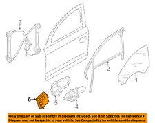 AUDI OEM 12-17 A8 Quattro Front Door-Control Module Right 4H0959792G