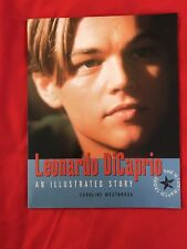 *** Leonardo DiCaprio An Illustrated Story by Caroline Westbrook - Titanic ***