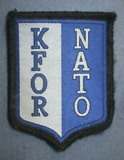 Patch KFOR