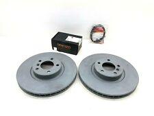 BMW X5 E70 2007-2010 3.0D Bosch Front Brake Discs & Pads & Wear Sensor Unused