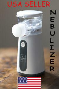 rechargeable Kid Adult Portable Ultrasonic Nebulize Mini Inhaler Mist Machine
