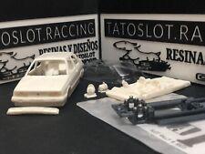 Kits Resina RENAULT 11 Turbo Rallye 1/32 Scale Resin Slot Car Body Kits Rally