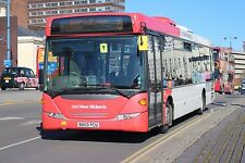 1902 BX09PCU National Express West Midlands Bus 6x4 Quality Bus Photo