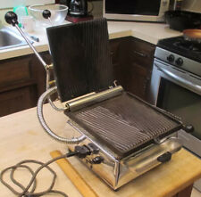 Neumarker Perfect Contact Grill Griddle Panini Press Germany Commercial