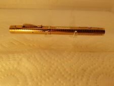 Wahl Eversharp 1920s gold filled fountain Pen  Restored