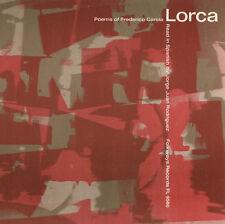 Jorge Juan Rodriguez - Poems of Federico Garcia Lorca [New CD]