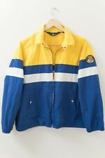 Vintage Polo Ralph Lauren Cookie Patch Jacket 1992 93 80's P Wing Stadium Medium