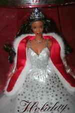 Mattel Holiday Celebration Barbie Doll Special Edition 2001 New Christmas Toy