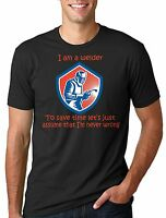 Welder T-shirt Funny Welder Profession Occupation Tee shirt