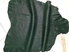LEDER TIP 34960-MC, Lederreste, 1 Lederhaut, tannengrün, nappa