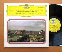 SLPM 139 113 Mozart Piano Concerto 12 & 26 Geza Anda TULIP Stereo NM/VG