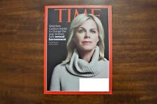 Time Magazine Gretchen Carlson Women Fight Sexual Harassment October 31, 2016
