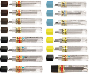 Pentel Refill Leads Strong Hi-Polymer For Mechanical Pencils - Pack 12