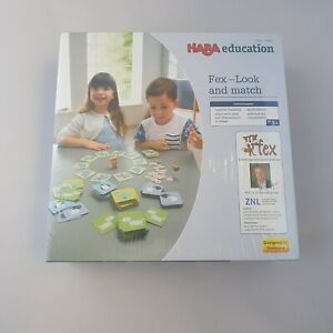 Haba Education Fex Look and Match Children's Game