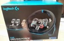 Logitech Driving Force G29 Gaming Steering Wheel, Gaming Pedal