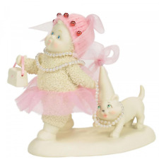 Snowbabies The Glam Squad Figurine 4058500 - Brand New & Boxed